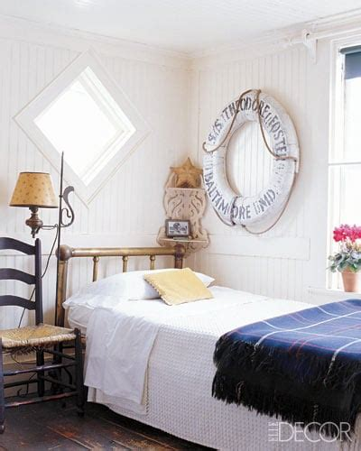 guest room  artist john dowds provincetown home