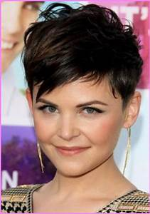 Long Pixie Haircuts For Round Faces