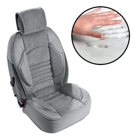 siege pour cing car couvre siège gris customagic pour plus de confort cig