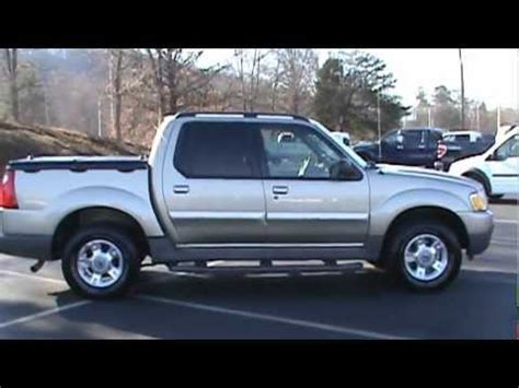 sale  ford explorer sport trac nly  miles stk