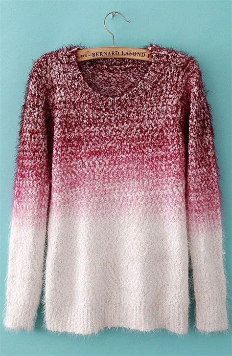 ombre sweater ombre sweater closet