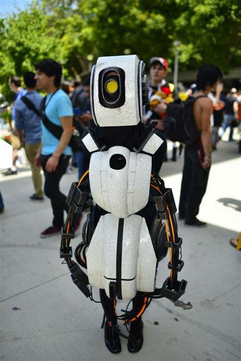 Glados Portal Cosplay Fanime2014 Portal Robot Cosplay