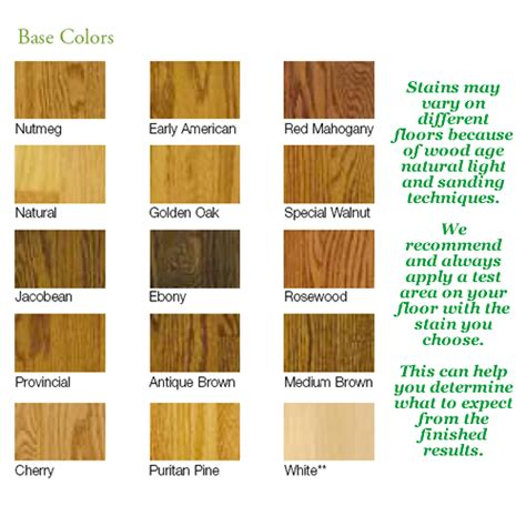 bona stain colors southern hardwood floor finishes