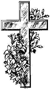 Cross with flowers | Ink | Body Art, Piercing tattoo, Tattoos