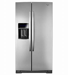 Whirlpool Refrigerator Brand: WRS965CIAM Side By Side ...