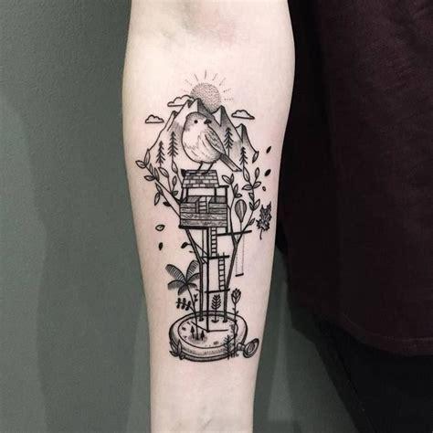 artistic abstract tattoos amazing tattoo ideas