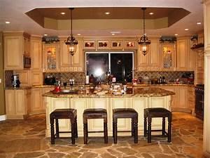Modern, Gourmet, Kitchen, Designs, Ideas, All, Home, Design