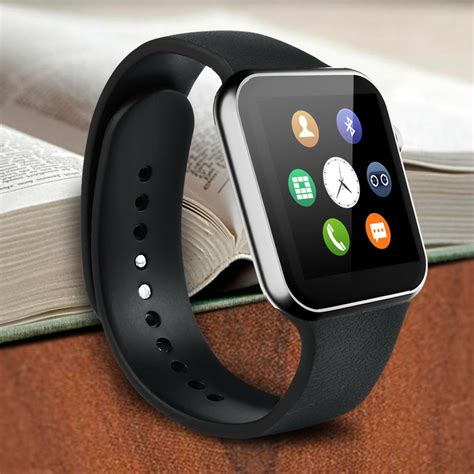 smart watches for iphone free shipping 2015 new smart a9 for apple iphone