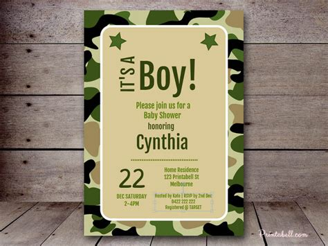 editable birthday invitations printabell create