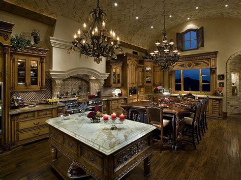 tuscan kitchen designs 20 luxury kitchen designs decorating ideas design Beautiful