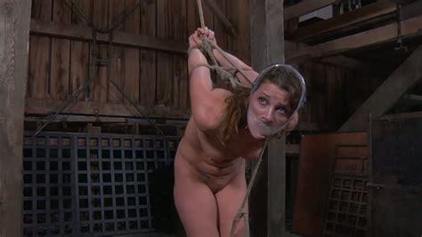 Pliable Brunette Doxy Gets Her Tight Unused Slit Dildo