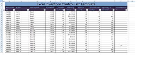 excel inventory list template xls projectmanagementwatch anil template