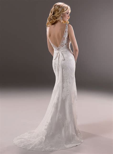 designer backless wedding dresses   dresscab