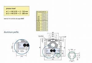 Les 4 Narrow Ball Screw Linear Actuators