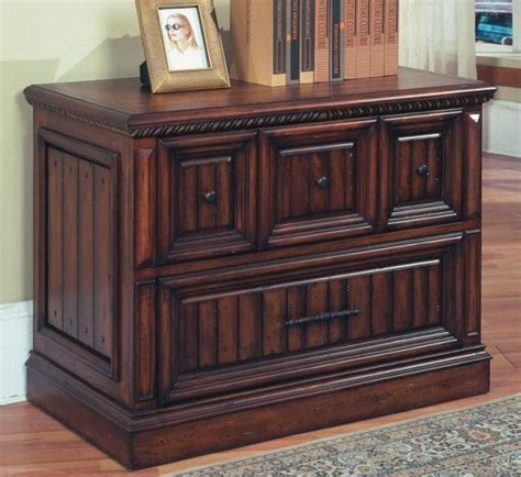 solid wood lateral file cabinet solid wood lateral file cabinet in walnut stain w two