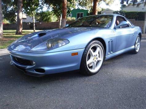 1999 ferrari 550 maranello classic cars for sale. 1999 Ferrari 550 Maranello for Sale   ClassicCars.com   CC-1161923