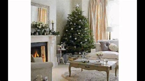 christmas decorating ideas  small spaces youtube