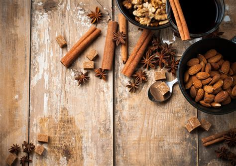 natural fall spices  skin natural skin care