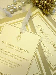 sumptuous pocket wedding invitation for an indian hindu With handmade hindu wedding invitations