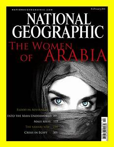 National Geographic – Magazine cover #1 | myblognotyoursz