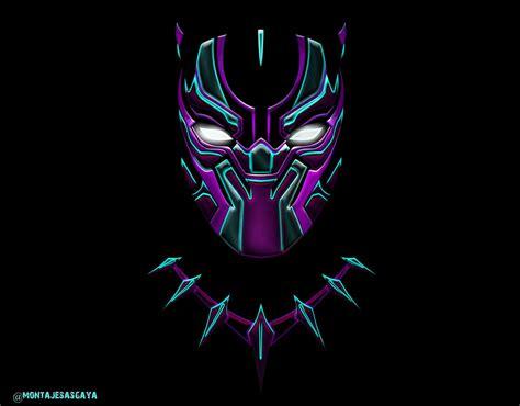 montajes asgaya  twitter wallpaper black panther