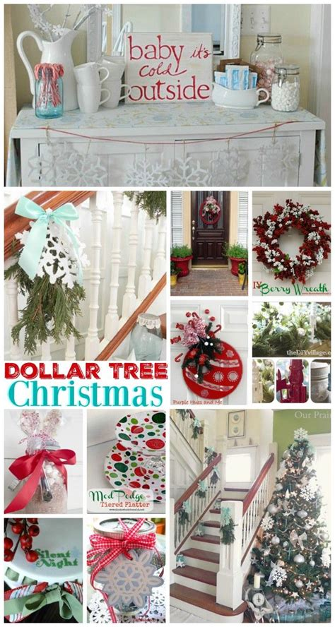 dollar tree christmas link party features   ideas