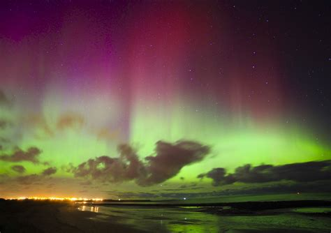 where do you see the northern lights did you see last s spectacular northern lights
