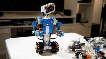 Lego Boost Robot Blocks Interested Toy Adult