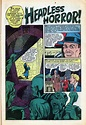 The 10 Scariest Pre-Code Horror Comics Stories | Awake at ...