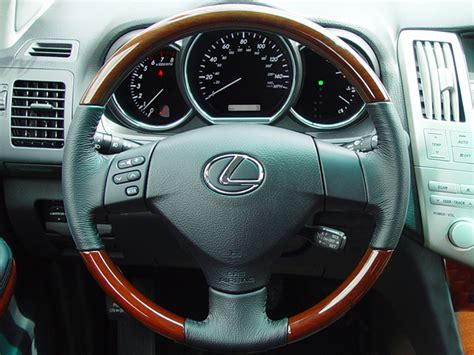 lexus steering wheel 2005 lexus rx330 steering wheel interior photo