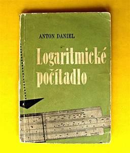 Slide Rule Instructions Book Vintage 1958 Slovak Language