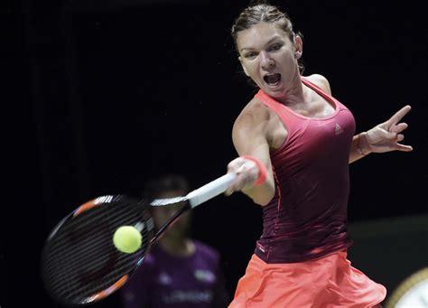 Simona Halep, în finala Australian Open după un meci dramatic cu Angelique Kerber
