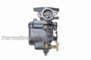 Carburetor - Farmall H  W4 - Fuel System Parts