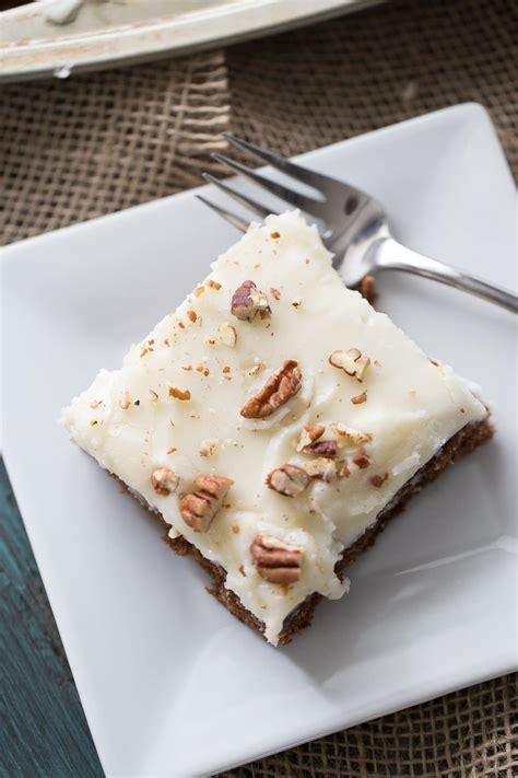 gingerbread sheet cake recipe lemonsforlulu