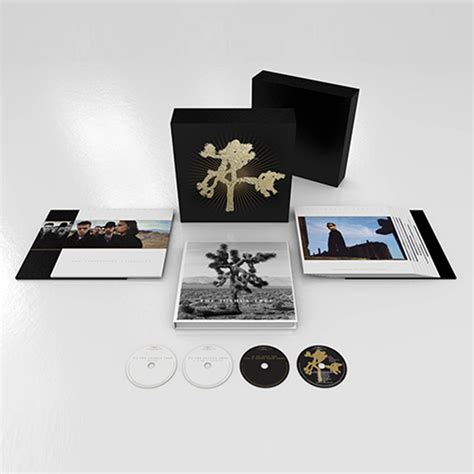 U2 The Joshua Tree Deluxe Limited Edition 2017 Kerripa