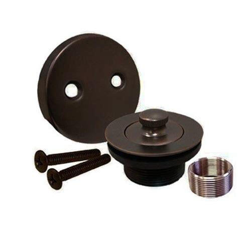bronze sink drain assembly oil rubbed bronze bathtub tub trim drain assembly ebay