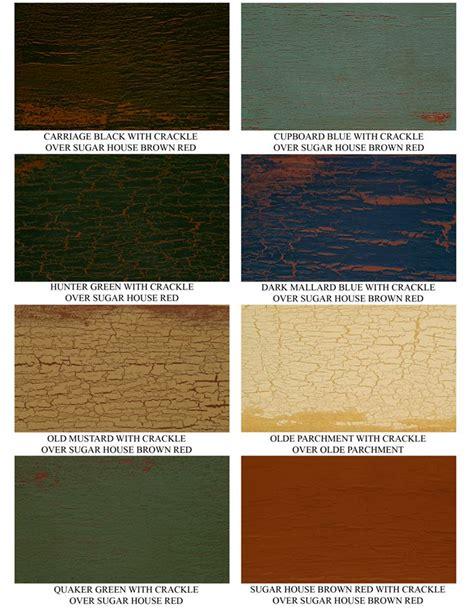 crackle paint colors paint colors pinterest the