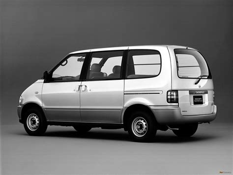 Nissan Serena Picture by 1991 Nissan Serena C23m Pictures Information And