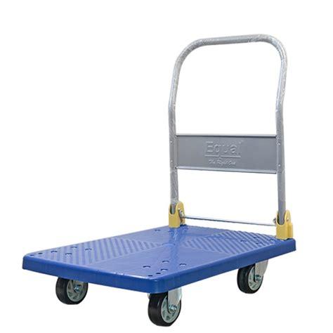 EQUAL - Heavy Duty Foldable Platform Trolley, 500 Kg | Buy ...