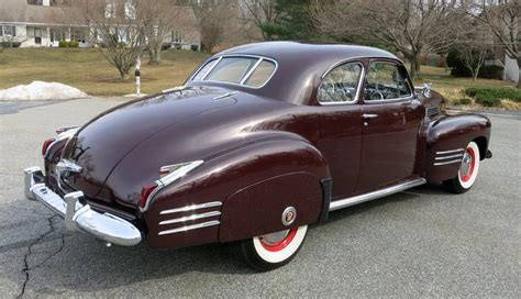 1941 Cadillac Coupe by 1941 Cadillac Series 62 Coupe For Sale
