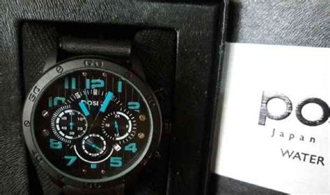 harga jam positif water resistant japan movement terbaru
