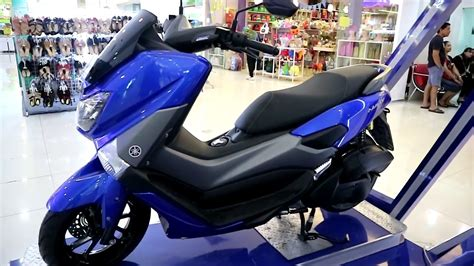 Nmax 2018 Color by Yamaha Nmax 2018 Blue Colour