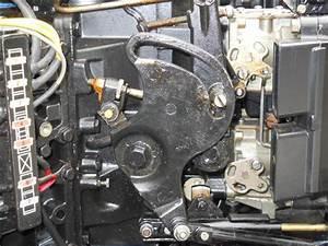 1992 90hp Vro 4 Evinrude Gear Case Removal