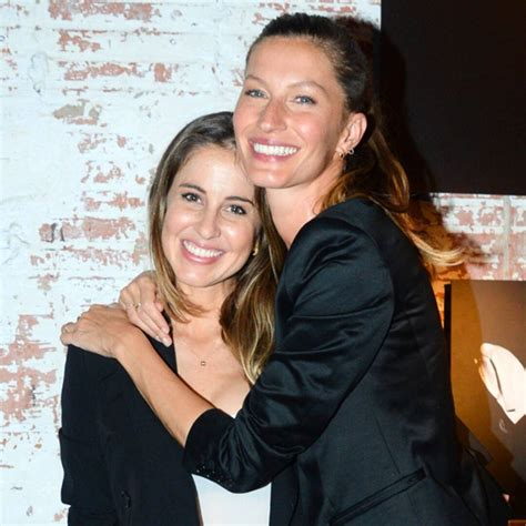 Gisele & Sexy Sister Stun at NYC Party - E! Online