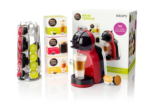 Receive tips to get the. NESCAFE Dolce Gusto Mini Me Automatic Coffee Machine Grey by Krups - Red/Arctic + Nescafe Dolce ...