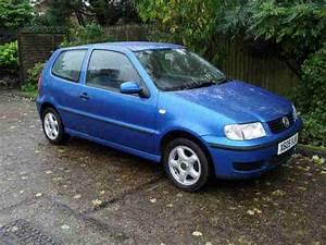 Vw Polo 1 0 E Blue 2000 Mpi  Car For Sale