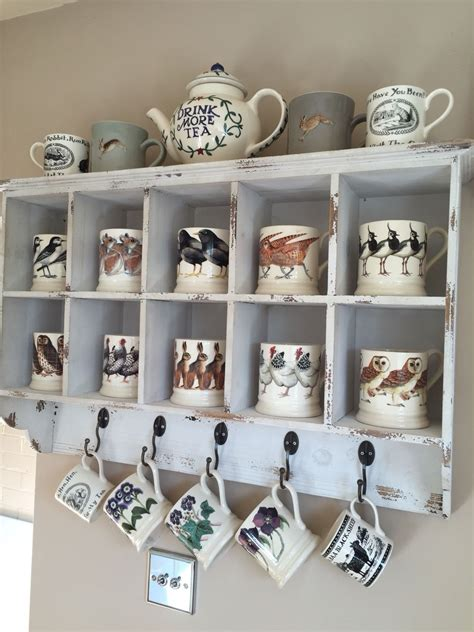 We are a military family, so those mugs added up quickly, but then the big move to europe happened….it all went crazy from. 20+ Creative DIY Coffee Cup Holder Ideas | Coffee mug storage, Coffee cup holder, Mug storage