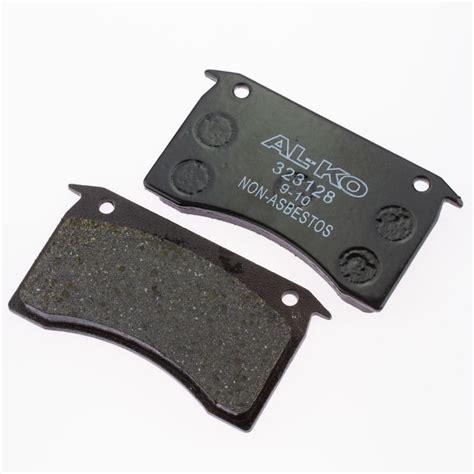 mechanical disc brake caliper pads pk  trailer shop