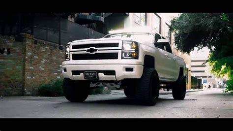 boss trucks  custom chevrolet silverado