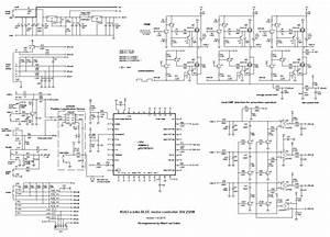 China Ku63 Motor Controller Circuit  Reengineered